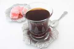Turkish traditional tea Royalty Free Stock Photo