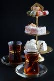 Turkish Traditional Tea Stock Images