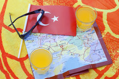 Turkish vacation Stock Image