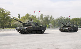 Turkish Victory Day Stock Photography