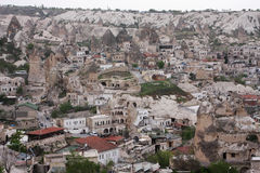 Turkish village Royalty Free Stock Photos