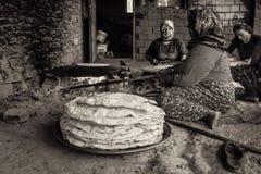 Turkish village life. Royalty Free Stock Photos