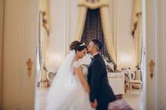 Turkish wedding day Stock Photos