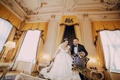 Turkish wedding day Stock Image