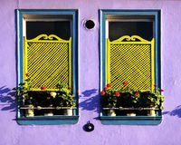 Turkish windows Royalty Free Stock Photography