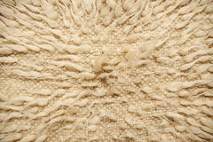 Turkish wool texture Royalty Free Stock Photo