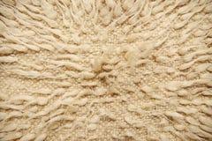 Turkish wool texture Royalty Free Stock Photo