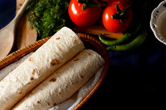 Turkish Wrap Stock Images