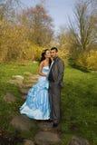 Turkisk ethnic engagement wedding couple Royalty Free Stock Photos
