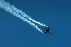 Turkisk F-16 falk - Soloturk skärmlag Arkivbilder