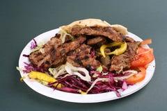 turkisk kebabu Zdjęcia Royalty Free