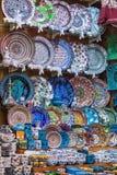 turkisk keramik Royaltyfri Bild