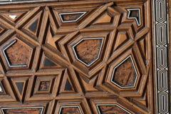 Turkisk konst för ottoman med geometriska modeller Royaltyfria Foton
