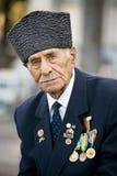 Turkisk koreansk veteran Arkivbild