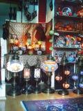 Turkisk lampa Arkivfoton