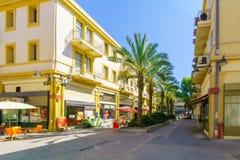 Turkisk marknad, Haifa Royaltyfri Fotografi