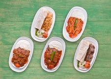 Turkisk mat Arkivbilder