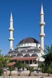 Turkisk moské Royaltyfri Foto
