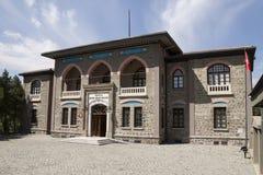 Turkisk parlament Royaltyfri Bild