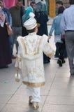 Turkisk pojke Arkivfoton