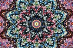 Turkisk prydnad royaltyfri illustrationer