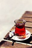 Turkisk tea Royaltyfri Bild