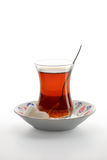 Turkisk tea Royaltyfria Foton