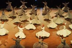 Turkiska dansare Royaltyfri Foto