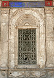 turkiskt fönster Arkivbilder