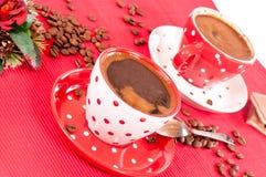 Turkiskt kaffe Arkivbilder