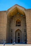Turkistan Mausoleum, Kazakhstan Royalty Free Stock Photography