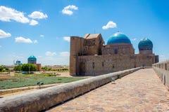 Turkistan Mausoleum, Kazakhstan Royalty Free Stock Image