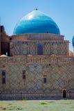 Turkistan Mausoleum, Kazakhstan Royalty Free Stock Photo