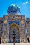 Turkistan Mausoleum, Kazakhstan Royalty Free Stock Images