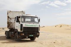 Turkmenistán Foto de archivo libre de regalías