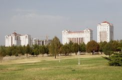 Turkmenistan Imagem de Stock Royalty Free