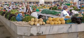 Turkmenistan royaltyfri foto