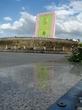 Turkmenistan - Ashgabat monuments and buildings Royalty Free Stock Photography