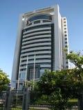 Turkmenistan - Monumente und Gebäude von Aschgabat Stockfotografie