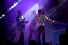 Turkmenistan songs Stock Images