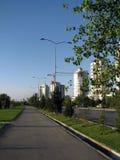 Turkmenistan - zabytki i budynki Ashgabat Obraz Royalty Free