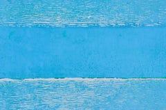 Turkooise en Witte Abstracte Achtergrond Royalty-vrije Stock Foto's