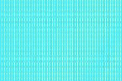 Turkooise gele gestippelde halftone Verticaal gestippeld rijpatroon Halftintachtergrond stock illustratie