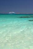 Turkooise Lagune royalty-vrije stock fotografie