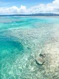 Turkooise oceaan Royalty-vrije Stock Foto