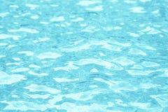 Turkosbakgrund - materielfoto för blå gräsplan Royaltyfri Bild