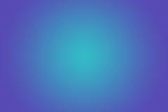 Turkosblåttlutningbakgrund Arkivfoton