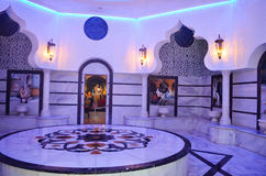 Turks bad hamam Royalty-vrije Stock Fotografie
