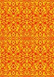 Turks decoratief patroon Royalty-vrije Stock Afbeelding