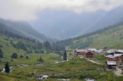 Turks dorp Stock Foto